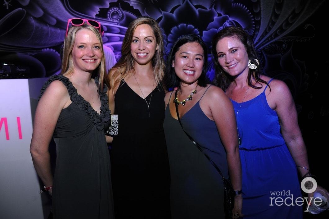 45-Jennifer Cooper, Michelle Navarro, Zie Zie Senzaki, & Holly Erker