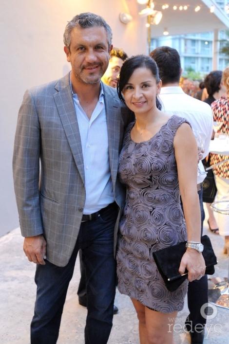 18-Sergio Trejos & Stella Chavez