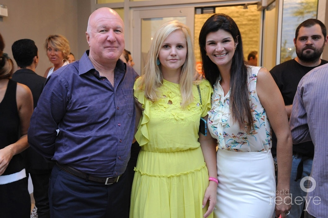 19-Nigel Bolding, Lesley Cohen, & Grazziella Makdissi