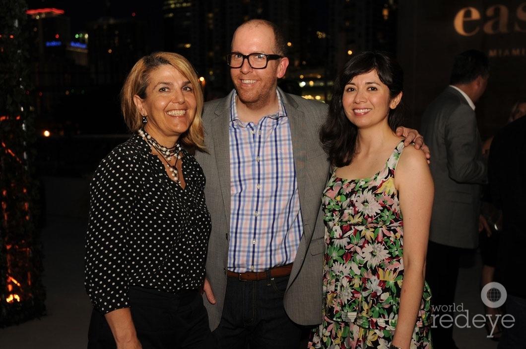 38-Doris Bravo, Patrick Hieger, & Cristina Favretto