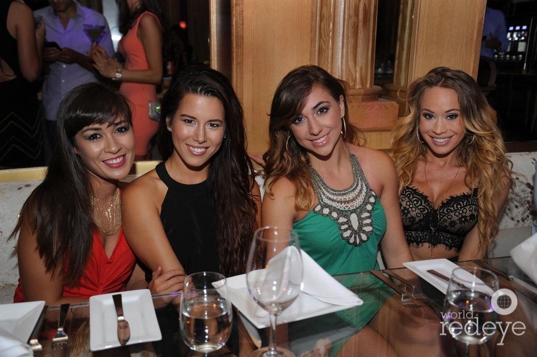 6-Ciera Pinheiro, Risa Ines, Julia Michael, & Amanda Sanchez