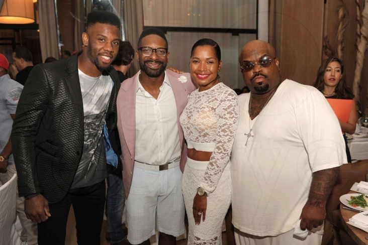 1-Norris Cole, DJ Irie, Shani James & Cee Lo Green