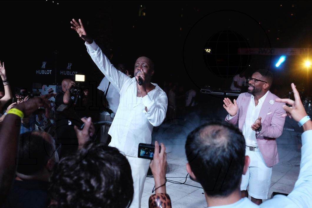 34-Wyclef Jean & DJ Irie - LIVE1