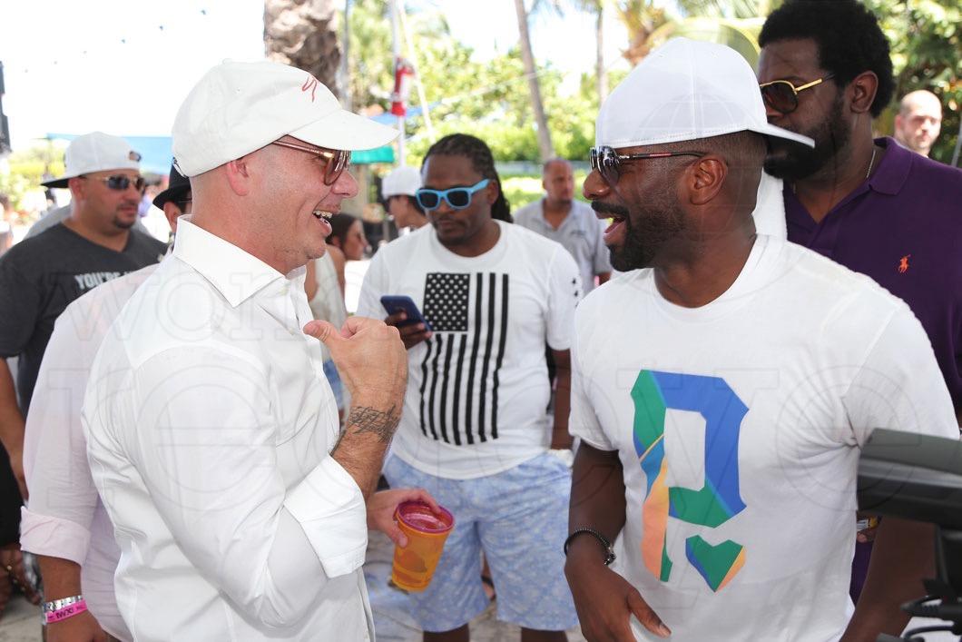 10-Pitbull & DJ Irie1