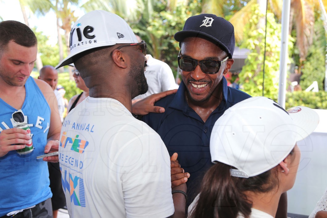 13-DJ Irie & Anthony Mackie