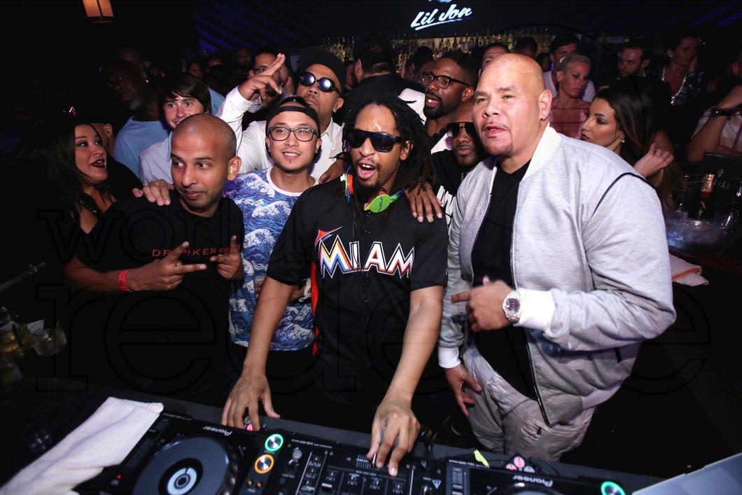 18-Shujet, DJ Turbulence, Timbaland, Lil Jon, DJ Irie, Jermaine Dupri, & Fat Joe