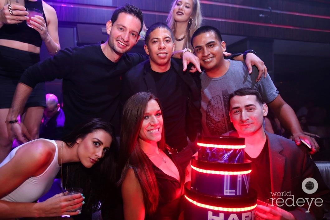 20-Samantha James, AJ Boloy, Purple, Luis Rodriguez, & Frank Ballesteros
