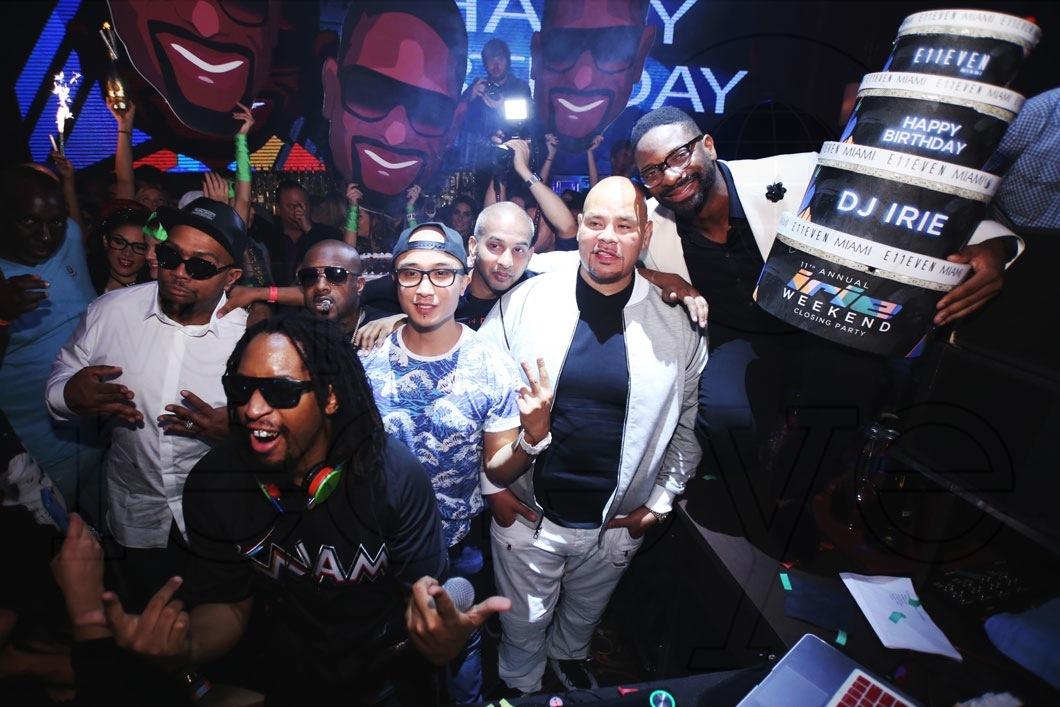 20-Timbaland, Jermaine Dupri, Lil Jon, DJ Turbulence, Shujet, Fat Joe, & DJ Irie1