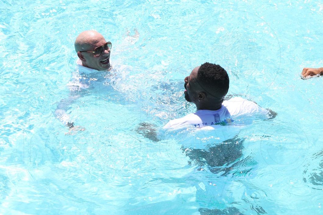 3-Pitbull & DJ Irie3