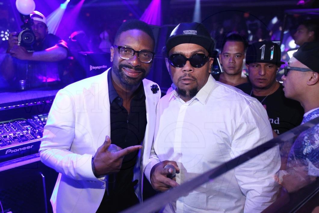 4-DJ Irie & Timbaland