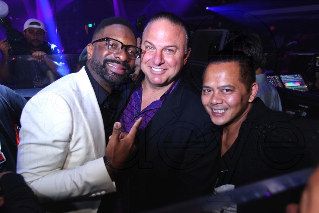 5-DJ Irie, Gino LoPinto, & Tamz