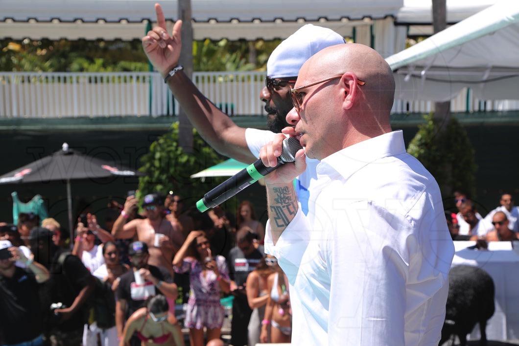 8.5-DJ Irie & Pitbull