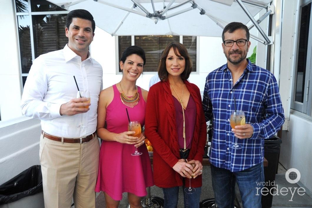 27-Roy Altman, Rachel Silverstein, Sergio & Julie Akselrad4