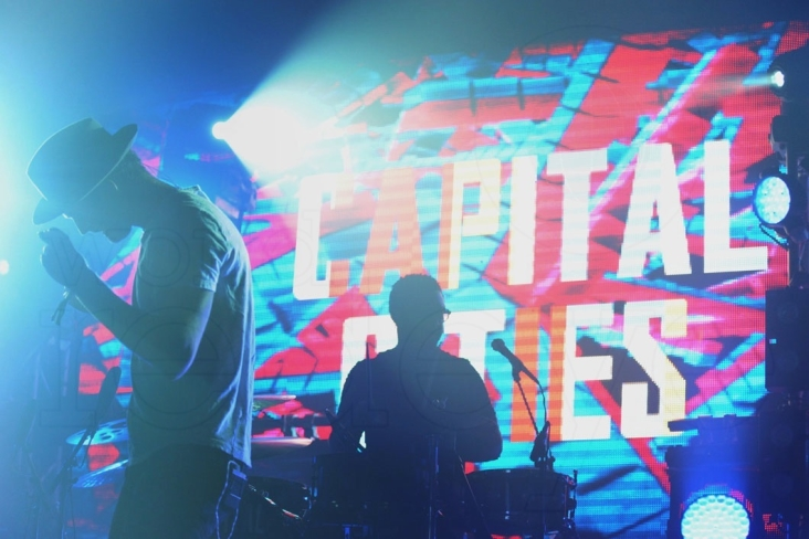 1-Capital Cities - LIVE