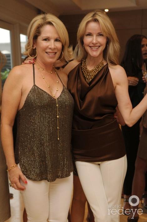14-Barbara Hevia & Sharon Spillis