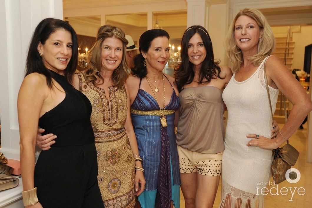 23-Dana Shear, Linda Levy Goldberg, Vivianne del Rio, & Friends