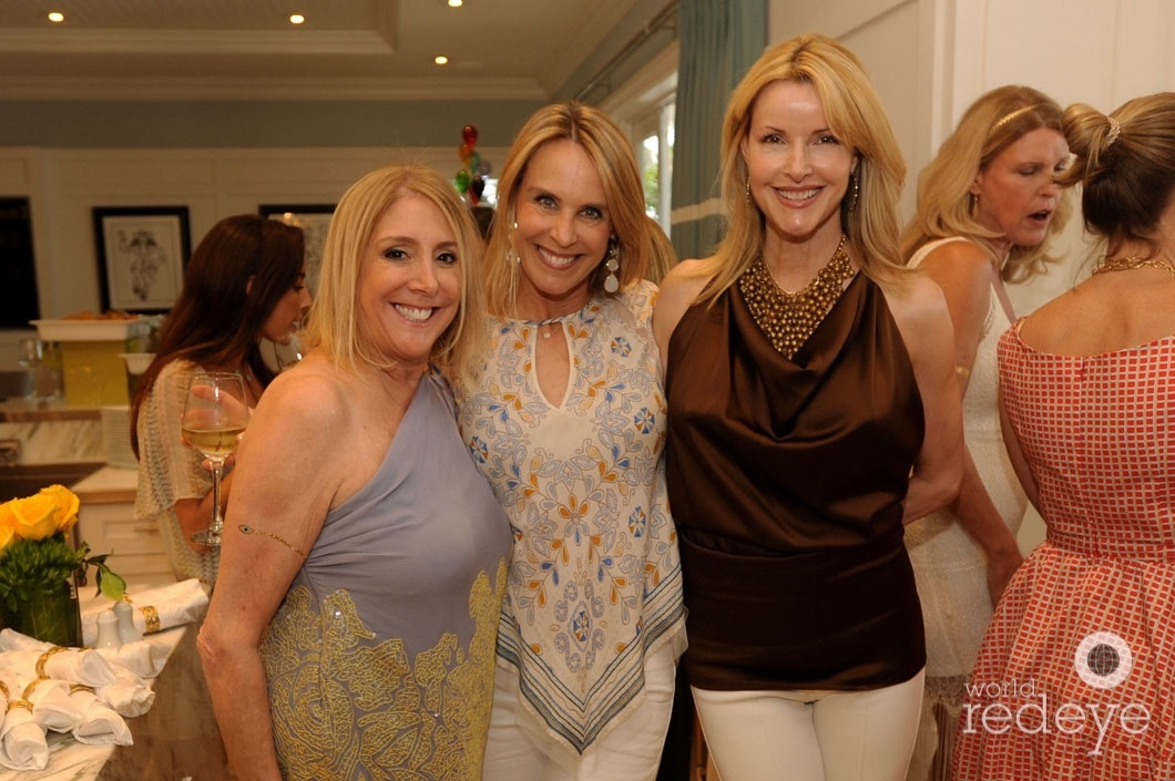 Tracey Shelowitz, Kelly Fodinan, & Sharon Spillis