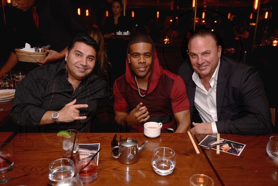 Fred Khalifa, Mario, & Gino Lopinto