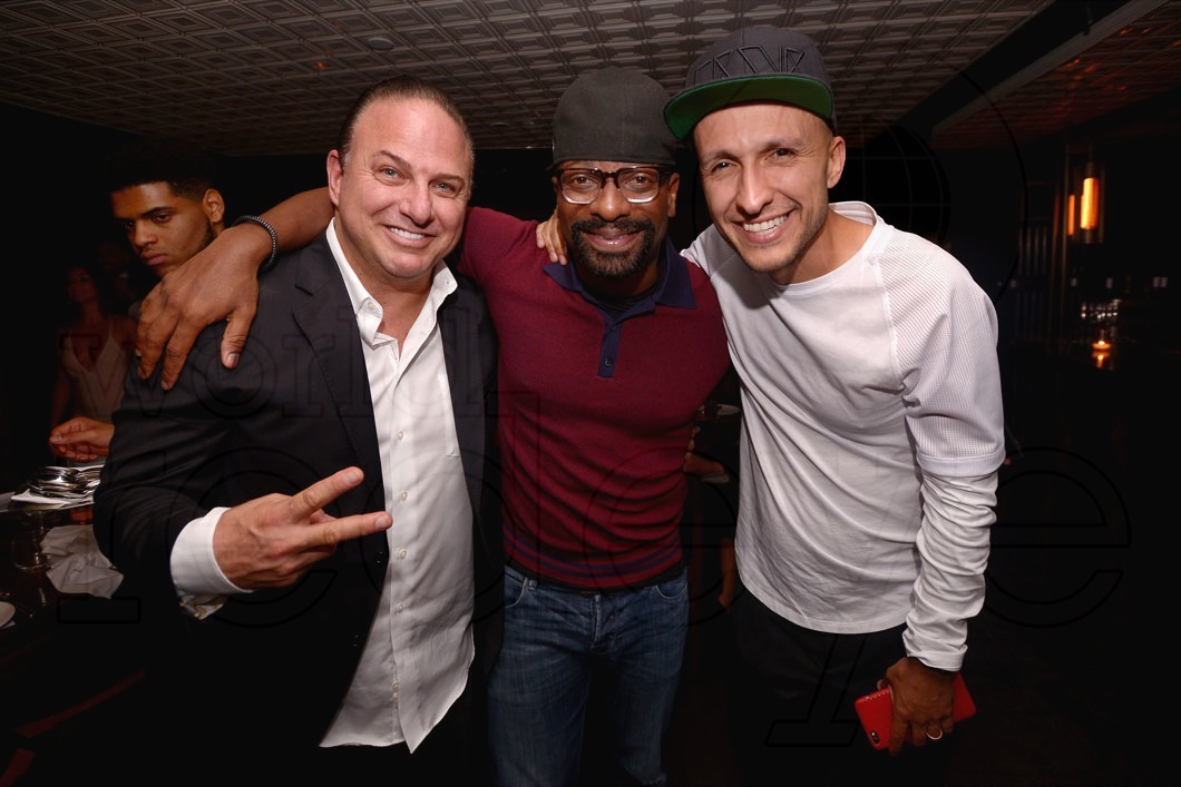 Gino Lopinto, DJ Irie, & DJ Vice