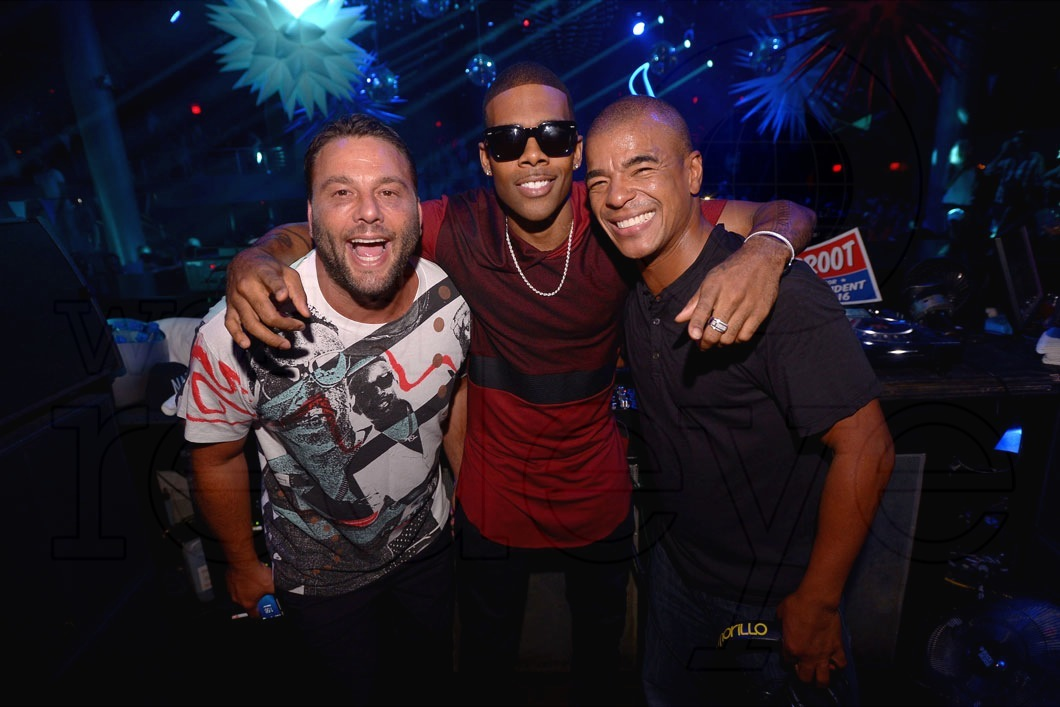David Grutman, Mario, & Erick Morillo