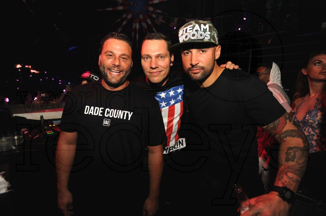 1-David Grutman, Tiesto, & Michael Woods