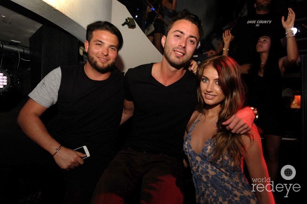 6-Gino Gomez, Turtle, & Caley Rae Pavillard