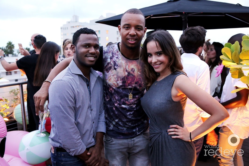 32-Mike Hale, Elhadji Jaye, & Steph Veloso