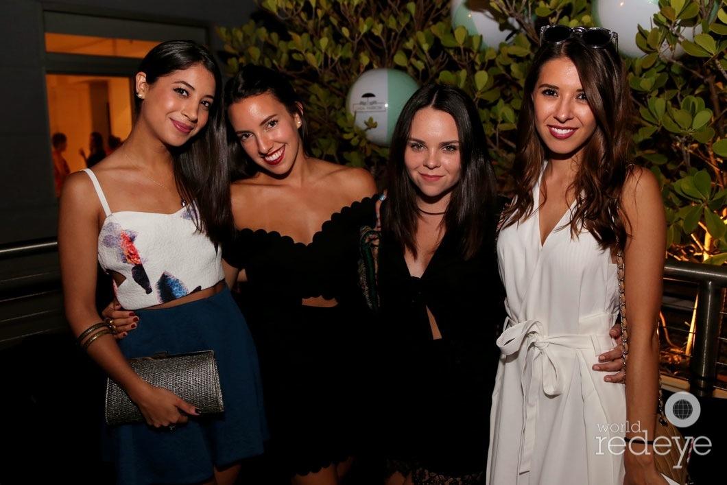 64-Juliana Mejia, Valentina Hernandez, Corina Rodriguez, & Daniela