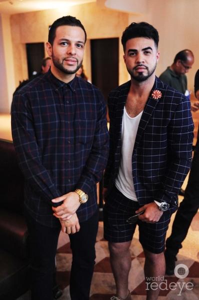 Andres Nunez & Bryant Betancourt