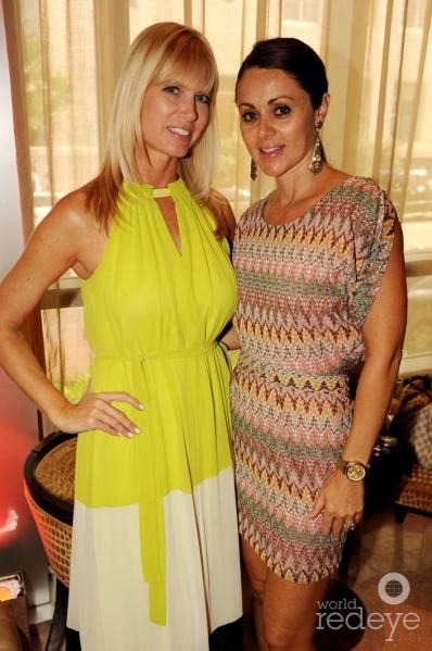 Pamela Moore & Carolyne Grenier