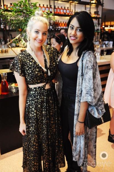 Sarah Humphries & Ara Hossain