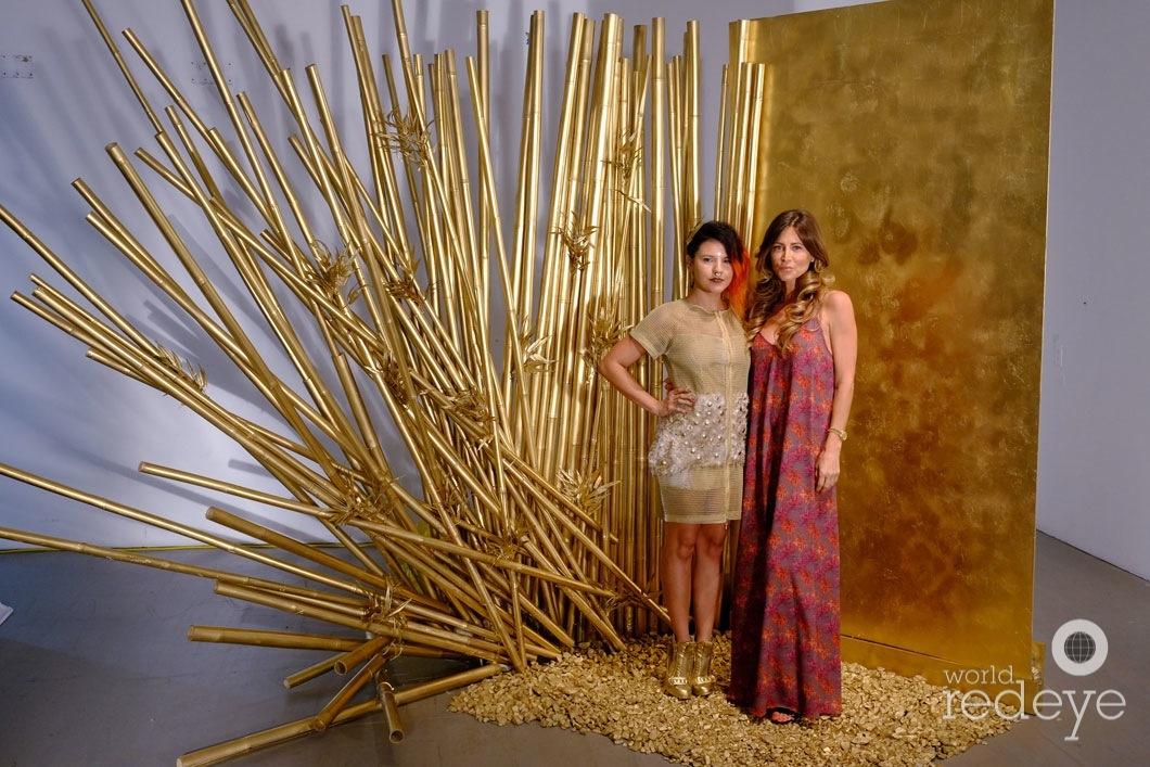1-Aileen Quintana & Dijana Molina