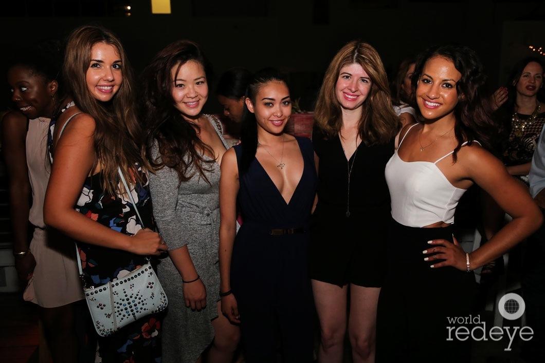 20-Kathryn Ashford, Ashley Kim, Kayla Bano, Shannon Follansbee, & Ashley Baier