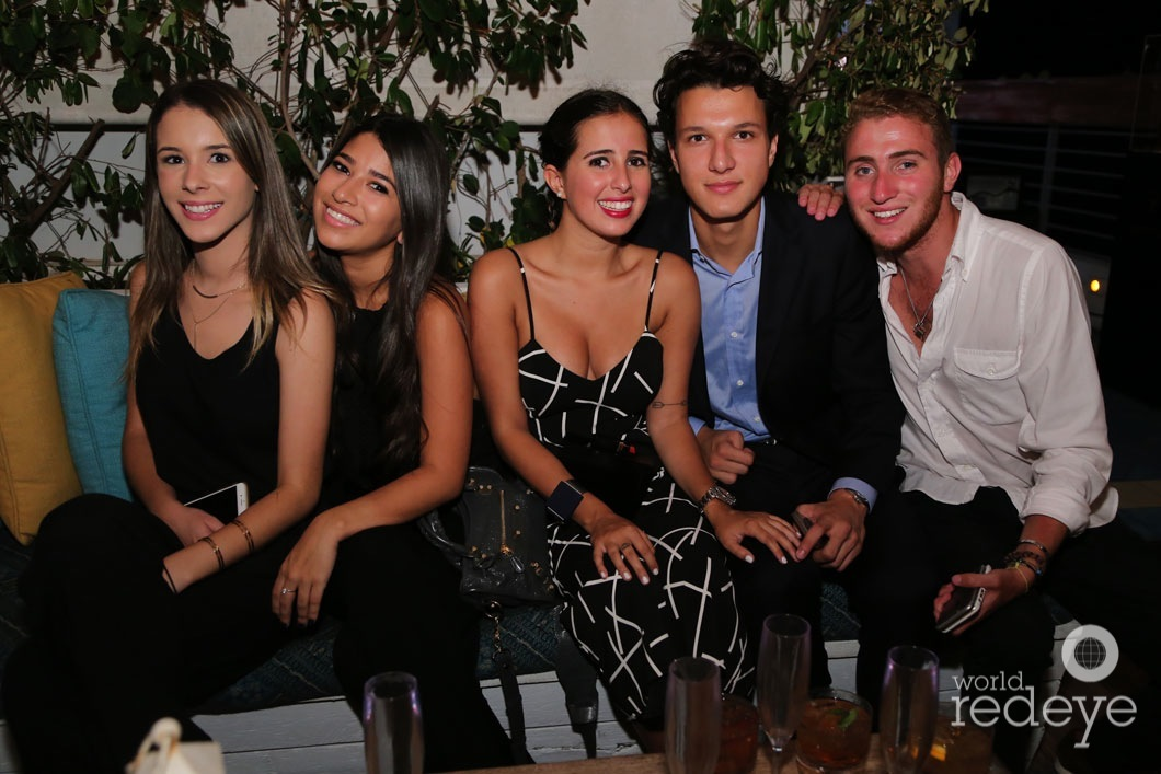 29-Laura Martinez, Camilla Pedrozo, Tanya Salami, Max Palenzuela, & Daniel Brillembourg