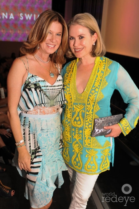 Dana Shear & Maria Berguiristain
