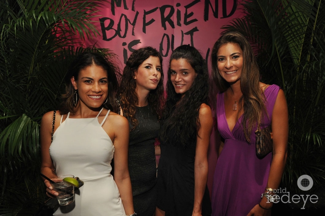 Charlene Psaila, Lana Andric, Alex Goverdarica, & Anika Pantic