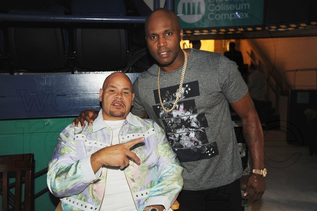3-Fat Joe, & Cliff Floyd1