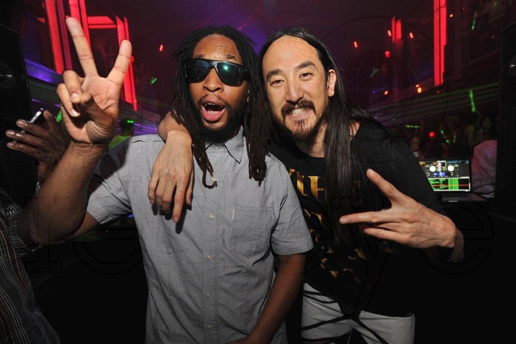 1-Lil-Jon-Steve-Aoki-at-LIV