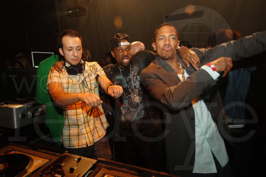 615114DJ Vice, DJ Irie, & Nick Cannon