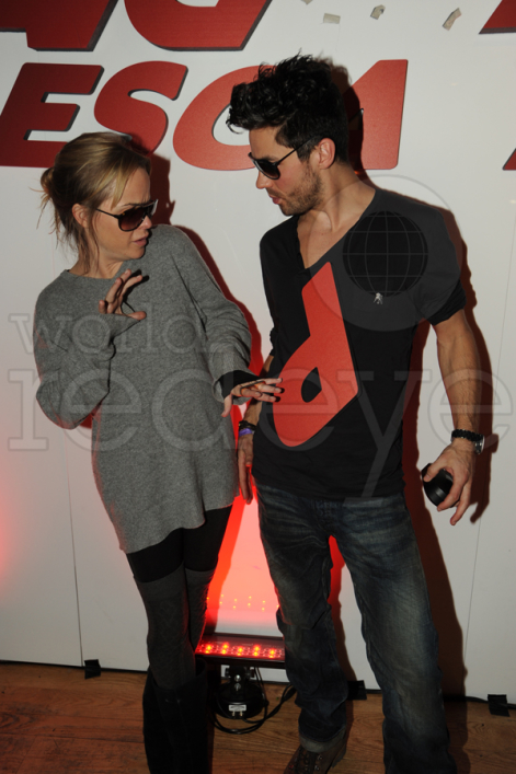 2011 Sundance Film Festival - Perfect Sense After Party at CARRERA Escape