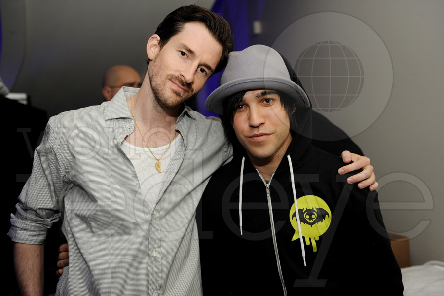 58731218DJ Ross One & Pete Wentz