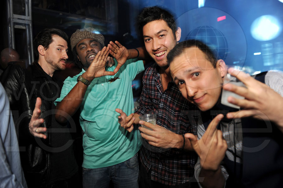 DJ Vice & Wale Perform at Dirty Hairy at LIV at Fontainebleau