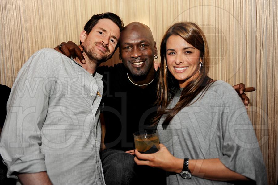 5873126-Ross One, Michael Jordan, & Yvette Prieto