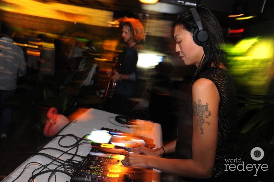 11.5-Gabby Mejia DJing4