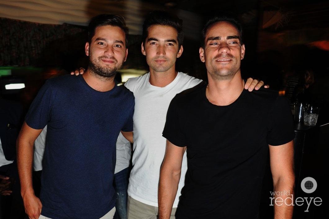 12-Chris De La Fe, Victor Bare, & Joseph Souto