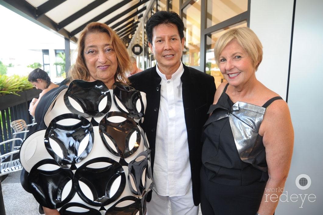 9-Zaha Hadid, Tui Pranich, & Cathy Leff_new