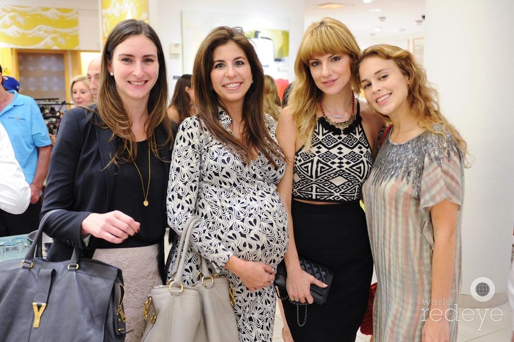 26-Eli Otero, Annette Lopez Teal, Iva Kosovic, & Holly Morganelli_new