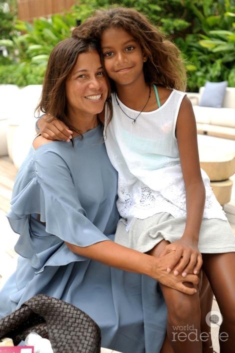13.2-Sarita Tabarez & Daughter