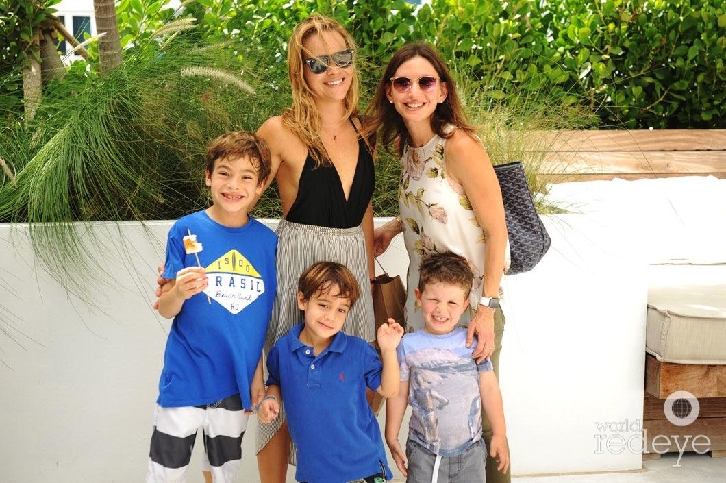 14-Jacqueline Barrantes, Melissa Lazarus, & Families