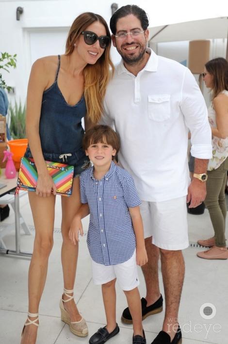 18-Christina Martin, David Martin, & Son
